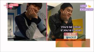 [ENG] 150207 JTBC Dating Alone: GOT7 Jackson Preview