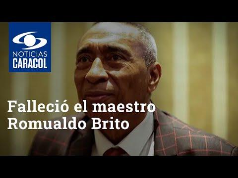 Falleció El Maestro Romualdo... Romualdo Brito