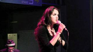 "Danielle Sacks - ""Almost There"" by Joe Iconis"