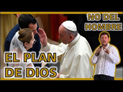 EL PLAN DE DIOS ✔ Y NO ❌ DEL HOMBRE - P LUIS TORO