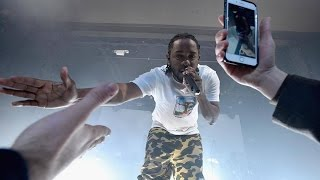 Kendrick Lamar sells 610,000 copies with 'DAMN' first week. He has the highest 1st week #'s of 2017.