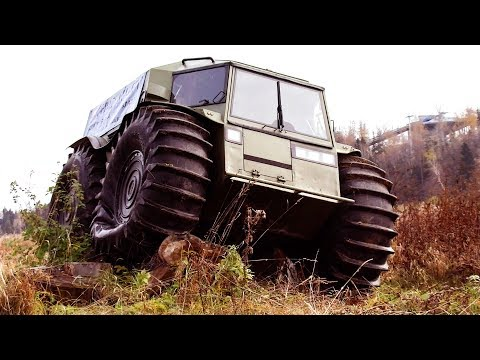 ATV Sherp - Best All Terrain Vehicle In The World?
