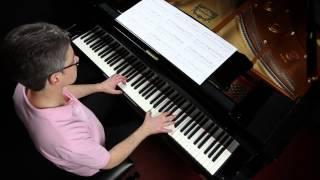 Maria durch ein Dornwald ging - Piano Solo by Michael Gundlach