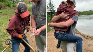Man Asks Down Syndrome Brother To Be Best Man