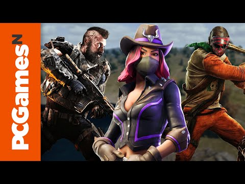 Battle Royale Games What Are The Best Games Like Fortnite