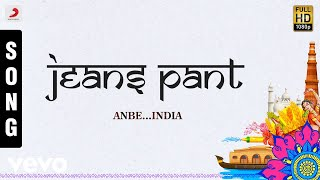 Anbe India - Jeans Pant Tamil Song | Chitra - YouTube