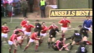 Cardiff RFC vs Llanharan RFC 24.1.87