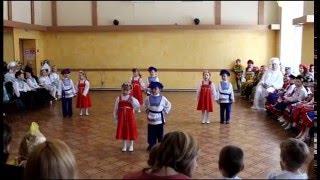"""МАДОУ №82 """"Горенка 2016"""" хоровод """"Здравствуй, весна красная"""""""