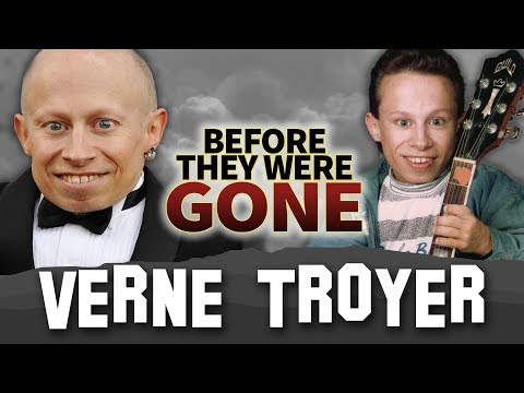 VERNE TROYER   Before They Were GONE   Mini Me Biography
