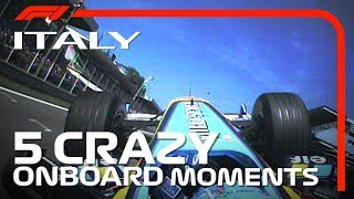 5 Crazy Onboards   Italian Grand Prix