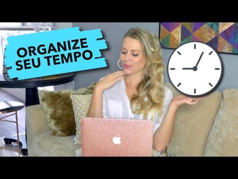 COMO TER MAIS TEMPO E PRODUTIVIDADE | OSF Rafa Oliveira