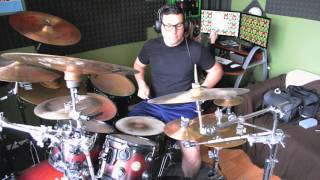 10Years - Actions & Motives (Drum Cover )