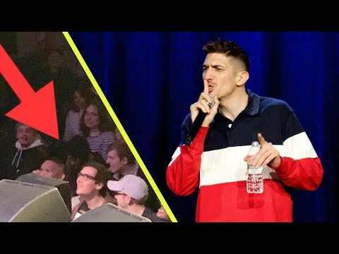Guy Is Passed Out In 2nd Row | Andrew Schulz | Stand Up Comedy