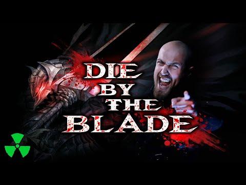 BEAST IN BLACK - Die By The Blade (OFFICIAL LYRIC VIDEO) online metal music video by BEAST IN BLACK