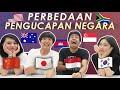 Download Video NGAKAK! PERBEDAAN PENGUCAPAN NAMA NEGARA (INDONESIA VS JEPANG VS KOREA VS CHINA)