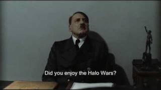 Hitler Game Reviews: Halo Wars