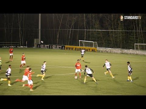 U21 : Standard - Lokeren : 7-0