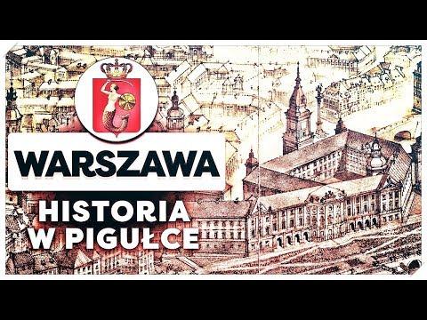 Warszawa: Historia Warszawy w 15 minut.