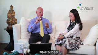 The Importance of Failing Well - Interview in English and Chinese