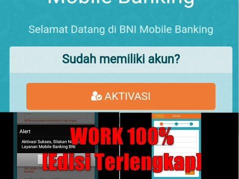Cara Daftar & Aktivasi Ulang BNI Mobile Banking Terlengkap