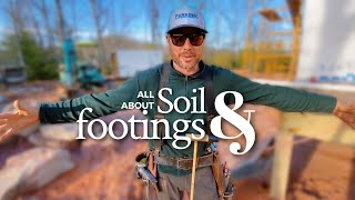 All about soil, footings, and codes for residential building | Building Better Homes