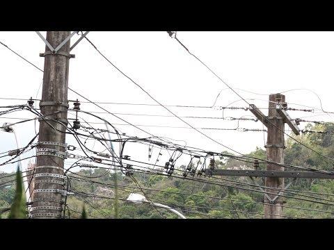 Em cinco anos, cresceu 34% o número de acidentes com eletricidade no Brasil