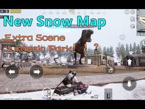PUBG MOBILE - NEW SNOW MAP \