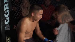 Aggrelin 19 - Magomed Makaev (Impacto Stuttgart) vs  Mahdi Sadeqi (Munich MMA)