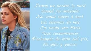 Louane ~ Jour de pluie ~ Lyrics