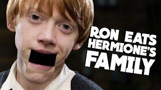 The HILARIOUS Bot-Written Harry Potter Book
