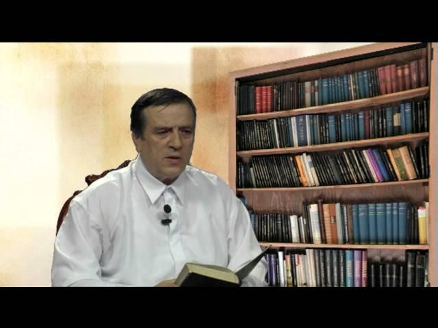 Тълкувание на Евангелието по св.ап. и ев. Матей, глава 3, Иван Николов - ППТВ
