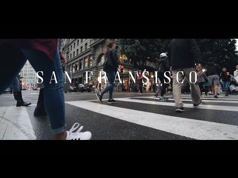 SAN FRANCISCO TRAVEL VIDEO