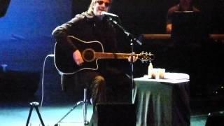 """Ian McCulloch - """"The Idolness of Gods""""(14/04) - Ao Vivo em São Paulo."""