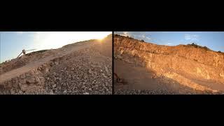 FPV 9 inch Quad + GoPro 7 + GoPro 8