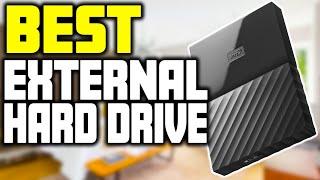 Best External Hard Drive in 2019