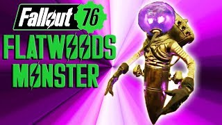Fallout 76 The Flatwoods Monster