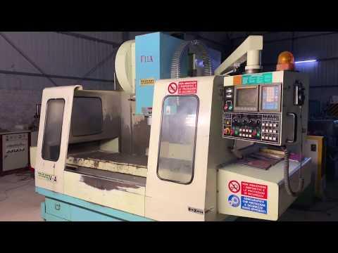 Takumi V11A VMC Machine