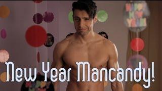Happy New Year! - MANCANDY MONDAY
