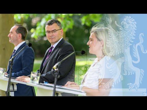 Pressekonferenz vom 28.07.2020 – in Deutscher Gebärdensprache