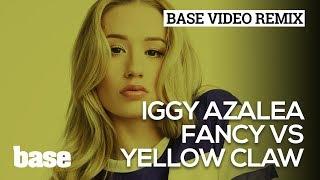 Iggy Azalea - Fancy (Yellow Claw Remix) [Official Video]