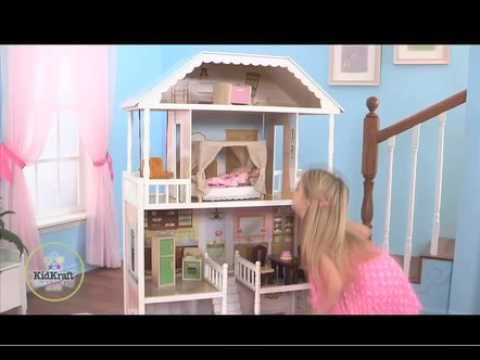 Life Petite Смотреть De Mi Muñecas Kidkraft Casa Savannah 65023 0P8wOknNX