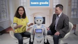 iPal: The Social Robot Companion for Kids