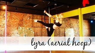 preview picture of video 'Lyra Classes in Morristown NJ * Aerial Hoop'