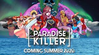 videó Paradise Killer