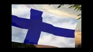 "Finland* Suomi Anthem ""Maamme - Vårt land""- synchronized music by Larysa Smirnoff"