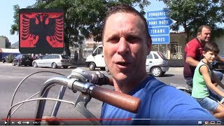 🚴♂️ Best CYCLING in Albania and RELIGIOUS Sites  (Budget Travel Albania) {Shkoder, ALBANIA}