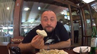Тбилиси, Мцхета, хинкали и сугубо национальное мороженое
