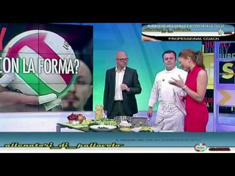 Preview video VOLLEY E ALIMENTAZIONE
