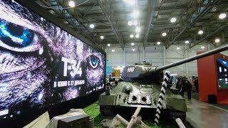 Т-34 на Comic Con Russia 2018