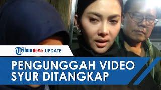 Penjaga Toko Kelontong di Kediri Ditangkap Polisi Lantaran Unggah Video Syur Mirip Syahrini